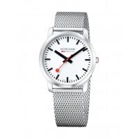 Mondaine Simply Elegant 41mm Stainless Steel Watch A638.30350.16SBM