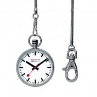 Mondaine Pocket Watch  43mm Stainless Steel A660.30316.11SBB