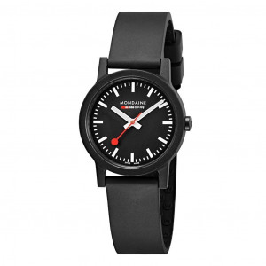 Mondaine Essence Vegan Sustainable Strap Watch MS1.32120.RB
