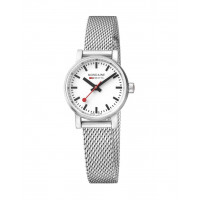 Mondaine EVO2 26mm Stainless Steel Watch For Women MSE.26110.SM