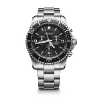 Victorinox Maverick Chronograph Bracelet Watch 241695