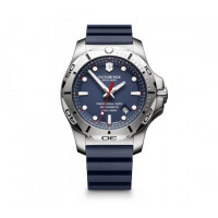 I.N.O.X. Professional Diver Blue Dial, Blue Rubber Strap 241734
