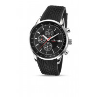 Accurist London Gents Chronograph Strap Watch 7001