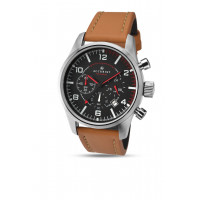 Accurist London Gents Chronograph Strap Watch 7022