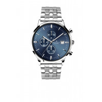Accurist Gents Blue Dial Watch 7079