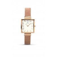Accurist London Ladies Rose Plated Bracelet Watch 8132