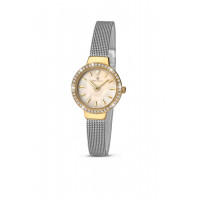 Accurist London Ladies Two Tone Dress Watch 8142