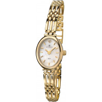 Accurist London 9ct Gold Ladies Watch 8803