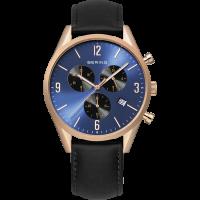 Bering Men's Chrono Bracelet Watch 10542-567