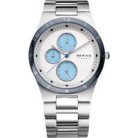 Bering Men's Stainless Steel Bracelet Watch 32339-707