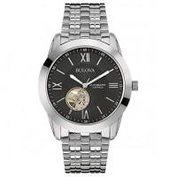 Bulova Gents Automatic Bracelet Watch 96A158