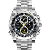 Bulova Gents Precisionist Bracelet Watch 96G175