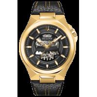 Bulova Mens Classic Strap Watch 97A148