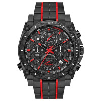 Bulova Gents Precisionist Chrono Watch 98B313