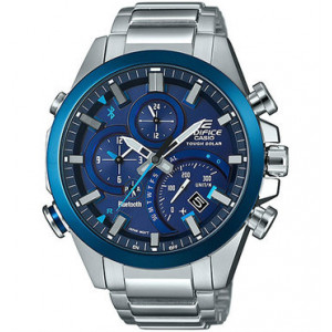 Casio Edifice Tough Solar Bluetooth Watch EQB-501DB-2AER