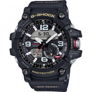 Casio Mudmaster Strap Watch GG-1000-1AER