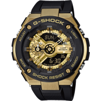 Casio G Shock Analog-Digital Strap Watch GST-400G-1A9ER