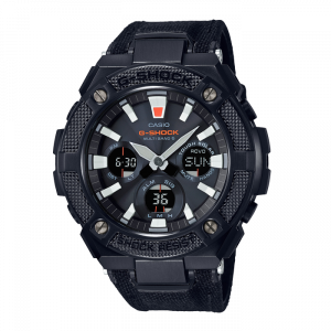 Casio G Steel Gents Solar Strap Watch GST-W130BC-1AER