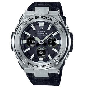 Casio G Steel Gents Solar Strap Watch GST-W130C-1AER