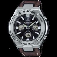 Casio G-Steel Radio Controlled Watch GST-W130L-1AER