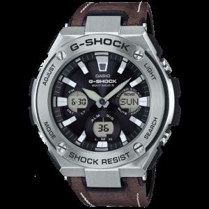 (Casio G-Steel Radio Controlled Watch GST-W130L-1AER)