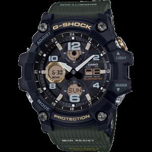 Casio Mudmaster Radio Controlled Watch GWG-100-1A3ER