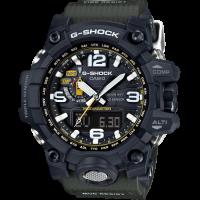 Casio Mudmaster Radio Controlled Solar Watch GWG-1000-1A3ER