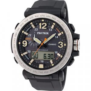 Casio Pro Trek Solar Strap Watch PRG-600-1ER