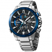 Casio Edifice Bluetooth 'Race Lap' Chronograph Watch EQB-800DB-1AER