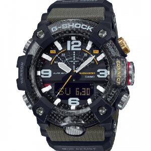 Casio MUDMASTER CARBON CORE GUARD GG-B100-1A3ER
