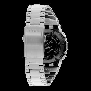 Casio Full Metal Silver Bluetooth Watch GMW-B5000D-1ER