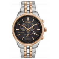 Citizen Corso Eco Drive Two Tone Bracelet Watch AT2146-59E