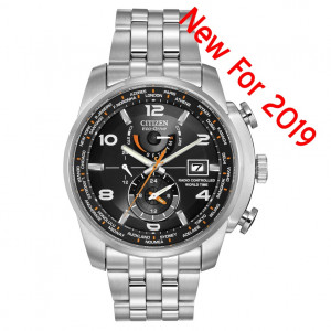 Citizen PCAT Radio Controlled Watch AT9010-52E