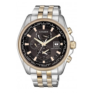 Citizen Radio Controlled Bracelet Watch AT9038-53E