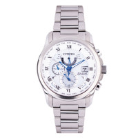 Citizen Eco Drive Radio Controlled Bracelet Watch AT9081-89A