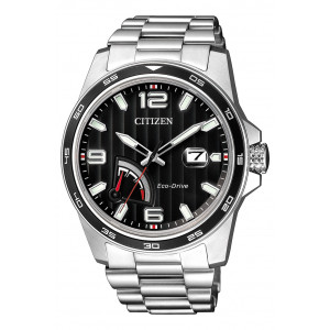 Citizen Eco Drive Stainless Steel Bracelet Watch AW7030-57E