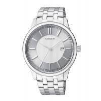 Citizen Gents Quartz Stainless Steel, Minimal Bracelet Watch BI1050-56A