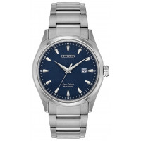 Citizen Eco Drive Titanium Bracelet Watch BM7360-82L
