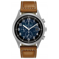 Citizen Chrono Strap Watch CA0621-05L