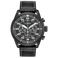 Citizen Avion Gents Eco Drive Strap Watch CA4215-21H