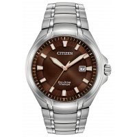 Citizen 'Paradigm' Eco Drive Super Titanium Watch BM7431-51X