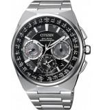 Citizen Eco-Drive Satellite Wave Titanium Watch CC9008-84E