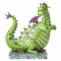 A Boy's Best Friend (Elliott Dragon Figurine), Disney Traditions Collection