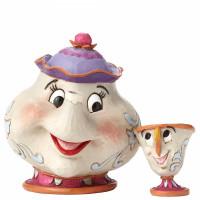 A Mother's Love (Mrs Potts & Chip Figurine), Disney Traditions Collection