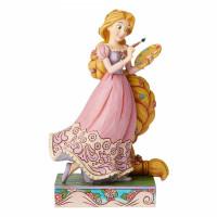 Adventurous Artist (Rapunzel Princess Passion Figurine), Disney Traditions Collection