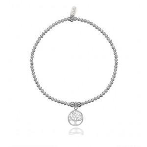 Dollie Sterling Silver Tree Of Life Bracelet B0099
