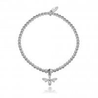 Dollie Sterling Silver Queen Bee Bracelet B0051