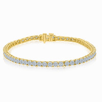 Diamond Bracelet (9ct)