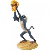 A King is Born (Rafiki & Simba Figurine), Enchanting Disney Collection