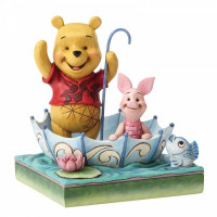 50 Years of Friendship (Winnie the Pooh and Piglet Figurine) 4054279